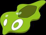 Zygarde Cell. The Pokémon Company/Bulbapedia
