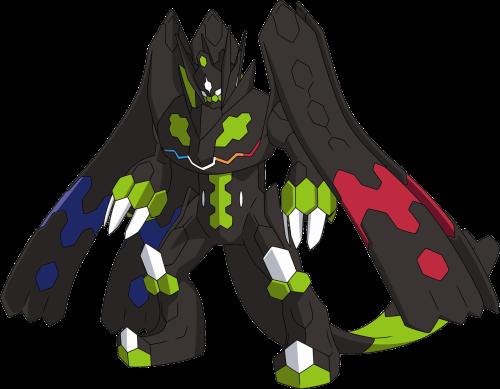 Zygarde Complete. The Pokémon Company/Bulbapedia